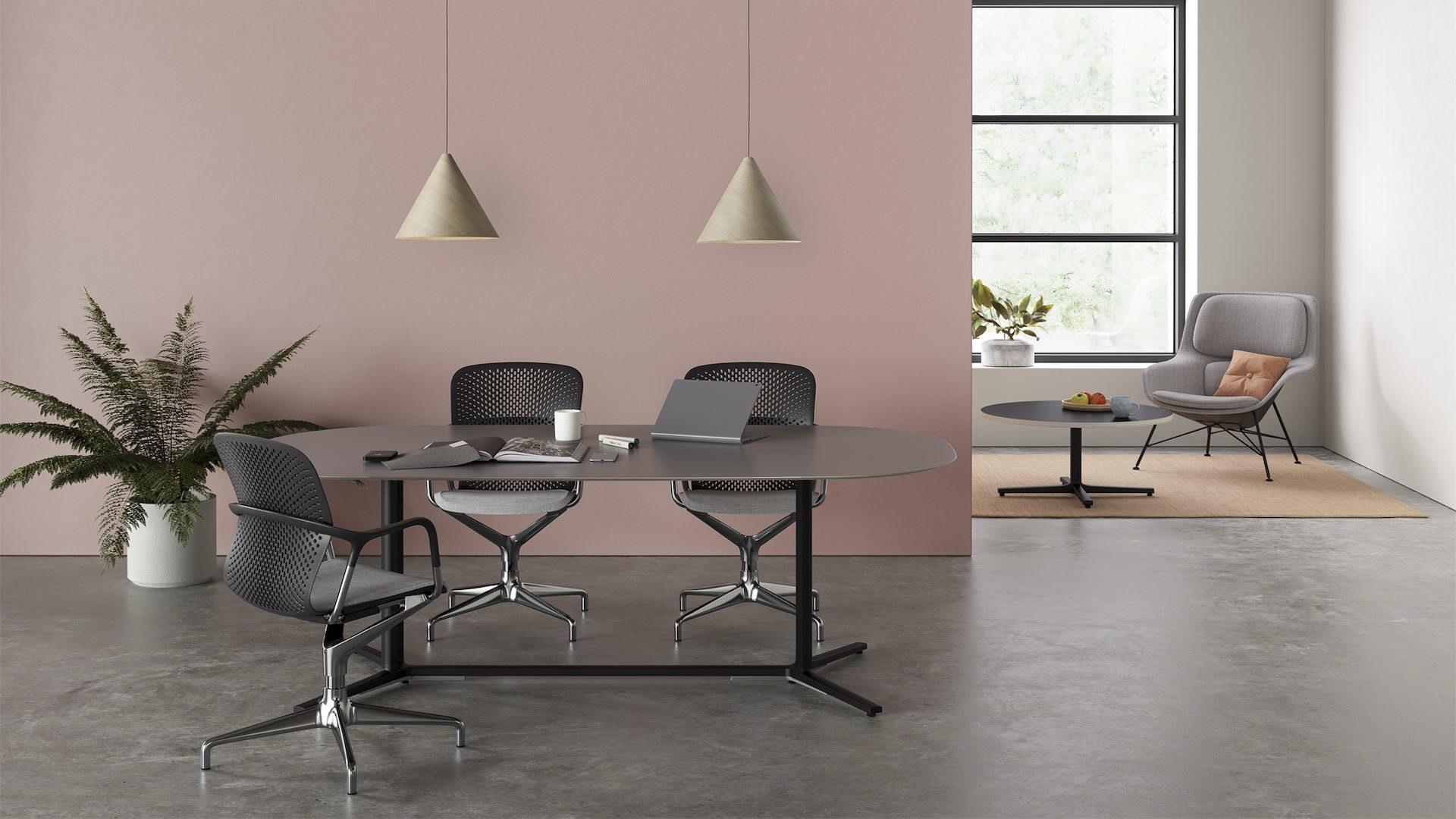 Keyn Chairs & Civic Table