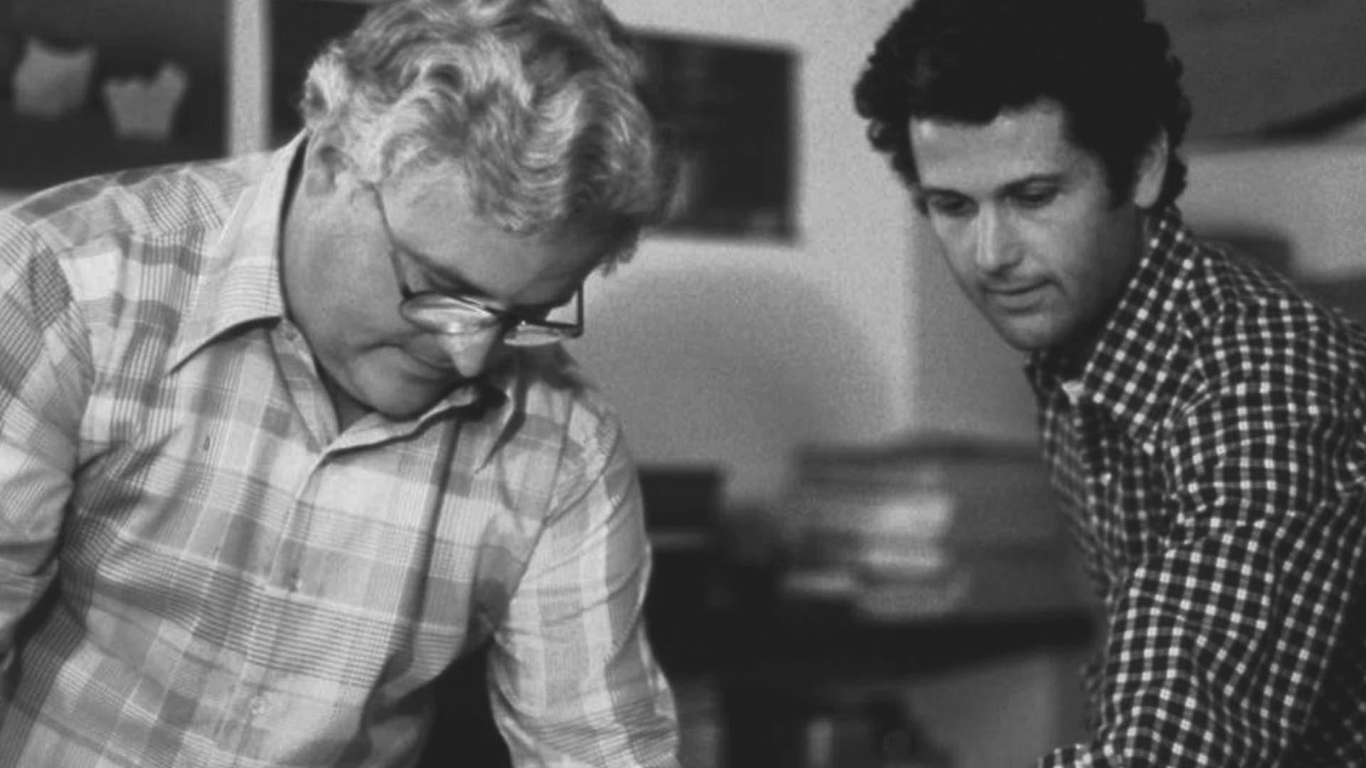 Bill Stumpf und Don Chadwick sind die Designer des Aeron Chair.