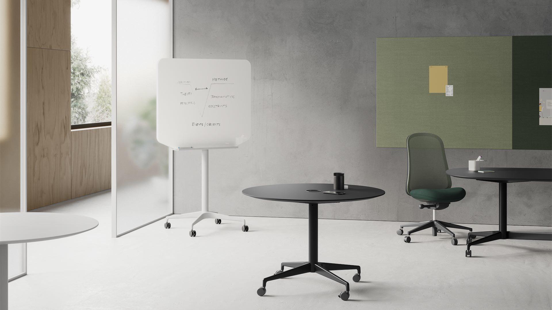 Civic Table & Lino Chair